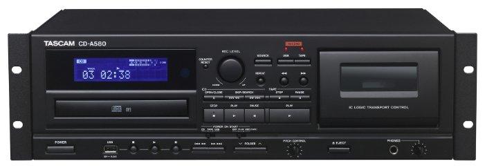Tascam CD-проигрыватель Tascam CD-A580