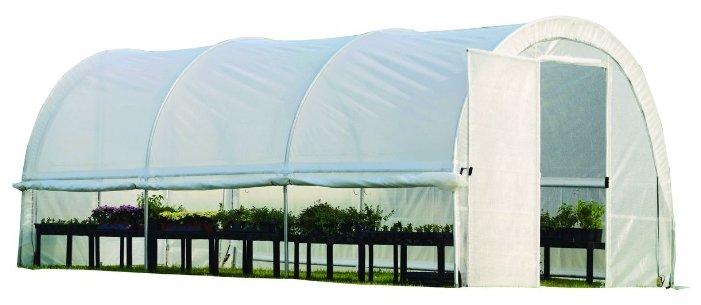 Теплица ShelterLogic в коробке (круглая крыша) 240х300см