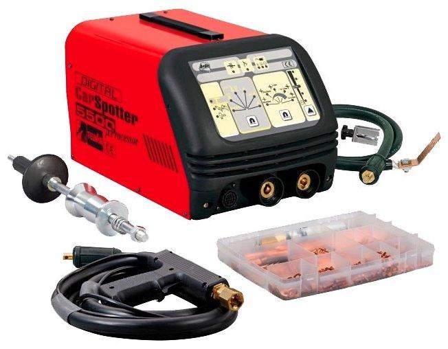 Споттер для точечной сварки Telwin Digital Car Spotter 5500 (400V)