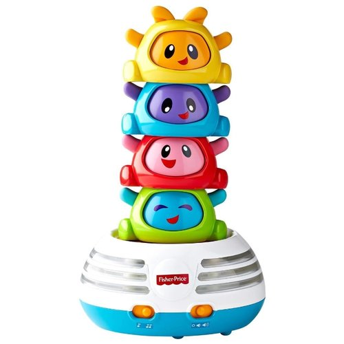 Купить Пирамидка Fisher-Price Веселые ритмы DFH29, DHW29, Пирамидки