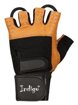 Перчатки Indigo с широким напульсником SB-16-1073