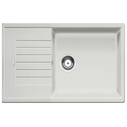 Врезная кухонная мойка 78 см Blanco Zia XL 6 S Compact жемчужный кухонная мойка blanco zia xl 6 s compact жемчужный 523276