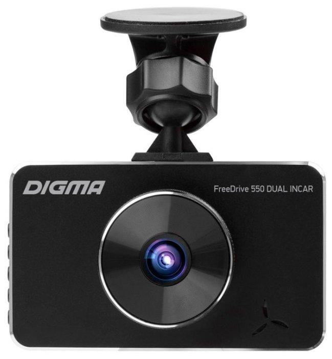 Видеорегистратор Digma FreeDrive 550 DUAL INCAR