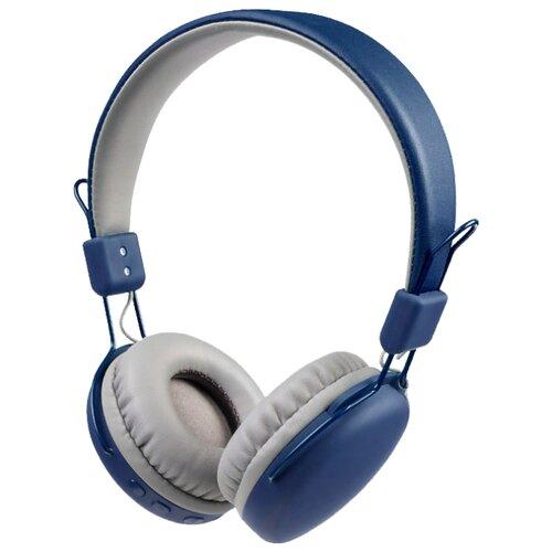 цена на Беспроводные наушники Rombica mysound BH-03 2C синий