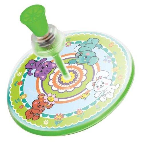 Юла Жирафики Лето (68022) зеленый жирафики игрушка жирафики юла цирк