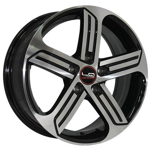 Фото - Колесный диск LegeArtis VW177 6.5x16/5x112 D57.1 ET50 BKF колесный диск legeartis sk75 6 5x16 5x112 d57 1 et50 s