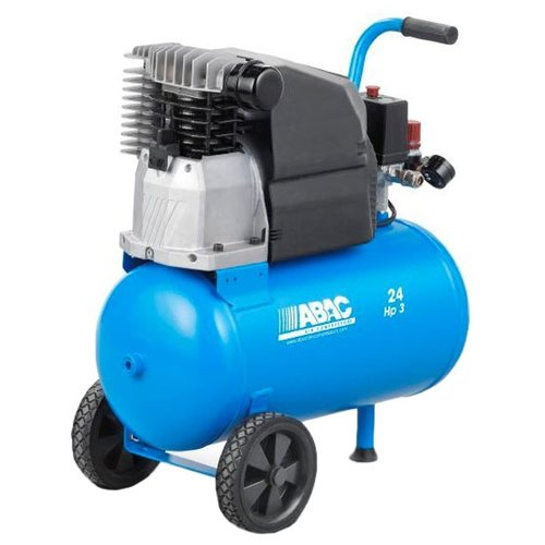 Компрессор масляный ABAC Pole Position L30P, 24 л, 2.2 кВт по цене 24 160
