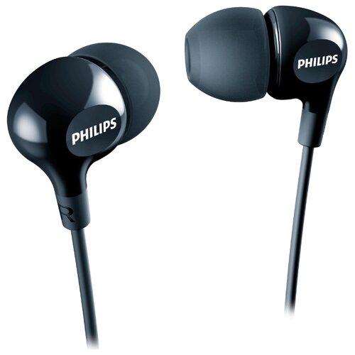 Наушники Philips SHE3550 черный philips she3550 черный