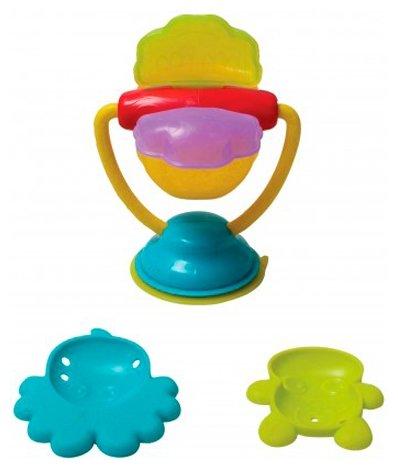 Набор для ванной Playgro Deluxe Spinning Bath Wheel (0184964)
