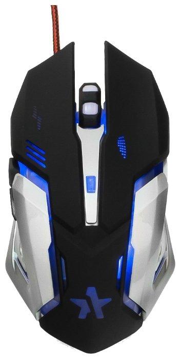 Мышь Гарнизон GM-760G Black USB
