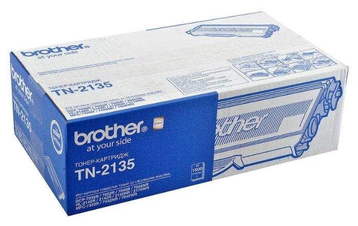Картридж Brother TN-2135 — цены на Яндекс.Маркете