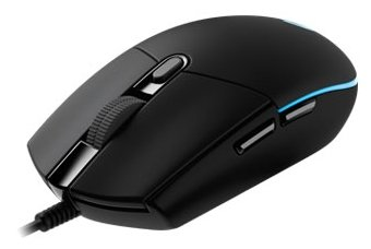 Logitech G102 Prodigy Gaming Mouse Black USB