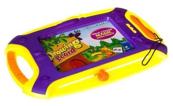 Доска для рисования детская Наша игрушка Волшебный экран (Н87032)