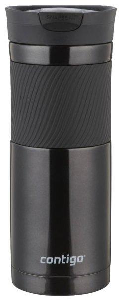 Купить Термокружка Contigo Byron (0,59 л) черный по низкой цене с доставкой из Яндекс.Маркета (бывший Беру)