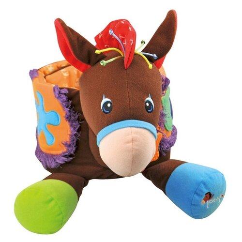 Интерактивная развивающая игрушка K's Kids Ковбой коричневый развивающая игрушка 52431 коричневый