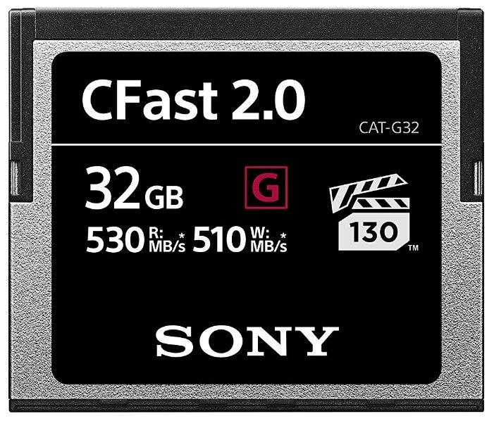 Карта памяти Sony CAT-G32