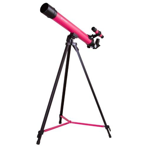 Телескоп BRESSER Junior Space Explorer 45/600 AZ розовый