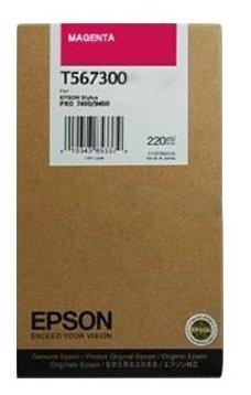 Картридж Epson C13T567300