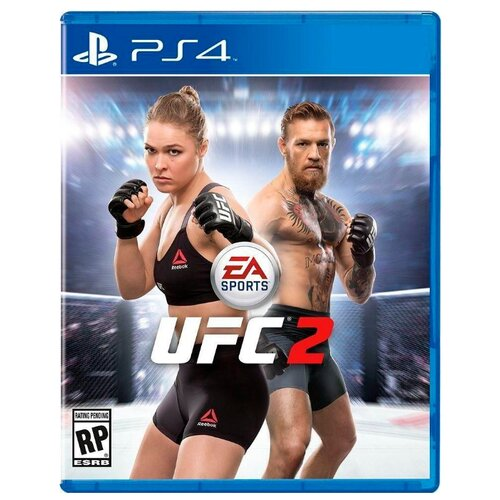 Игра для PlayStation 4 UFC 2