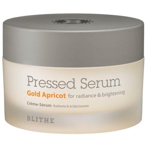 BLITHE Pressed Serum Gold Apricot Cпрессованная cыворотка-крем для сияния кожи лица, 50 мл недорого