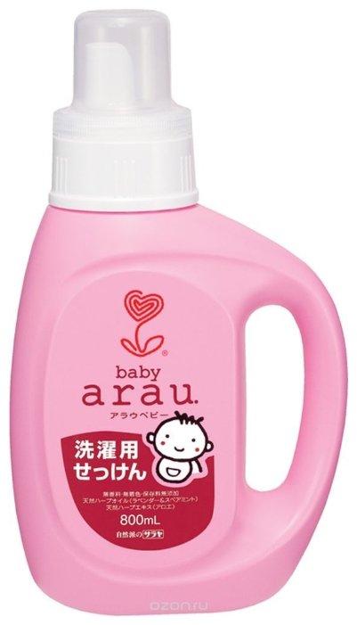 Жидкость для стирки Saraya Arau Baby Лаванда и мята