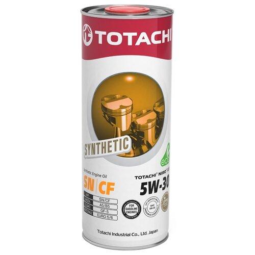 Фото - Синтетическое моторное масло TOTACHI NIRO LV Synthetic 5W-30 1 л синтетическое моторное масло totachi niro lv synthetic 5w 40 4 л