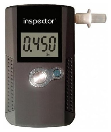 Алкотестер Inspector AT600
