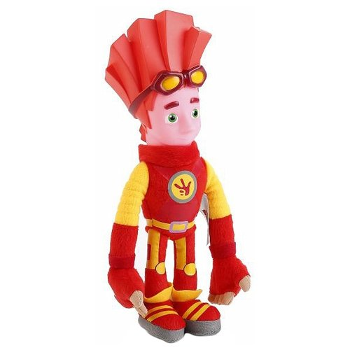 Мягкая игрушка Мульти-Пульти Фиксики Файер 27 см мягкая игрушка мульти пульти фиксики нолик 24 см в коробке