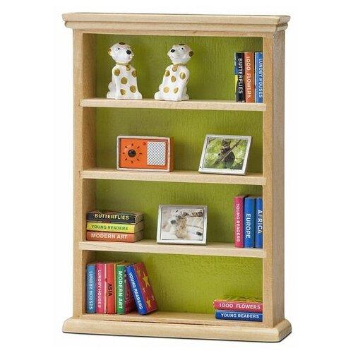 цена на Lundby Шкаф книжный Смоланд (LB_60305000) коричневый/зеленый