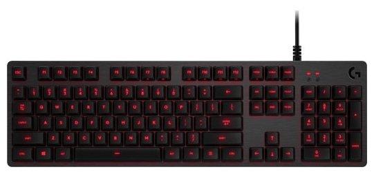 Клавиатура Logitech G413 Black USB