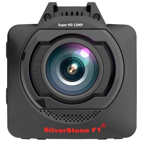 Видеорегистратор SilverStone F1 Hybrid mini черныйВидеорегистраторы<br>