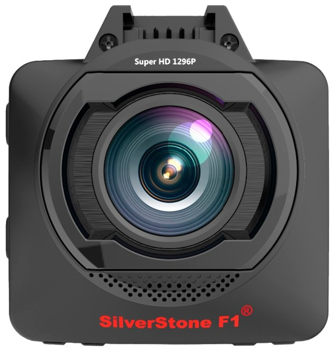 Видеорегистратор SilverStone F1 HYBRID mini (GPS), цвет: черный. A120-GPS