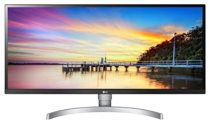 Монитор LG 34WK650-W White