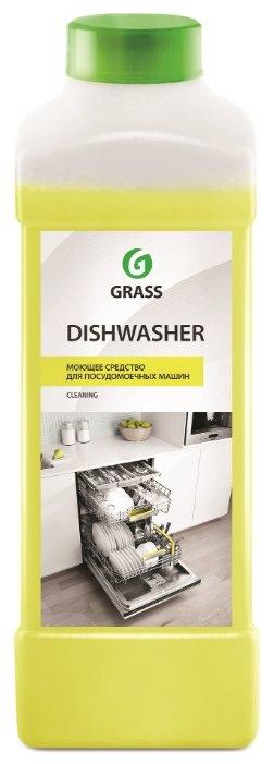 GraSS Dishwasher моющее средство для посудомоечной машины — купить по выгодной цене на Яндекс.Маркете