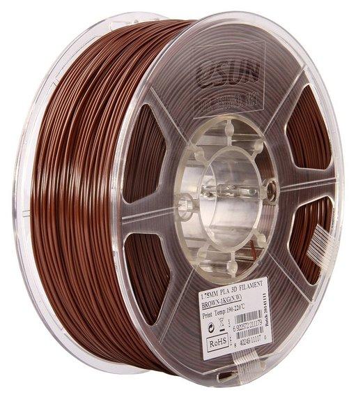 PLA пруток ESUN 1.75 мм коричневый