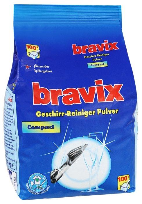 Bravix порошок для посудомоечной машины