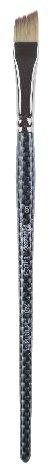 Кисть Pinax Artists Hi-Tech, синтетика №5, плоская, скошенная, с короткой ручкой