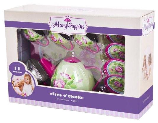 Набор посуды Mary Poppins Розовый сад 453082