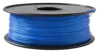 ABS пруток FL-33 1.75 мм голубой флуоресцентный
