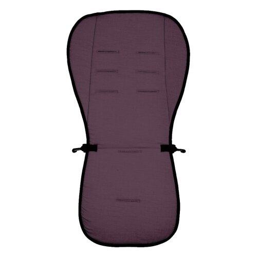Купить Матрас для прогулочной коляски Altabebe Lifeline Polyester + 3D Mesh 83 x 42 бордовый, Матрасы и наматрасники