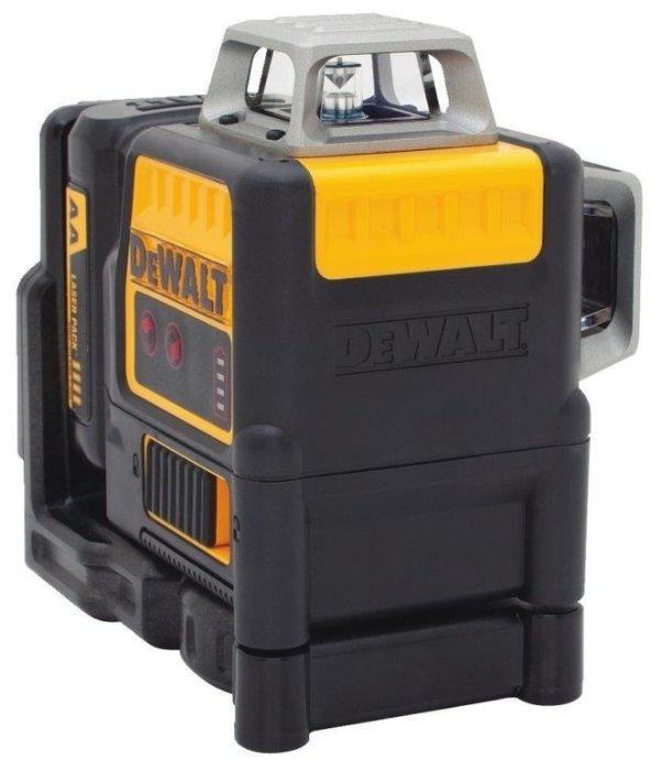 Лазерный уровень самовыравнивающийся DeWALT DCE0811D1R