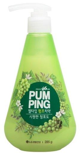Зубная паста Perioe Pumping Green Grape