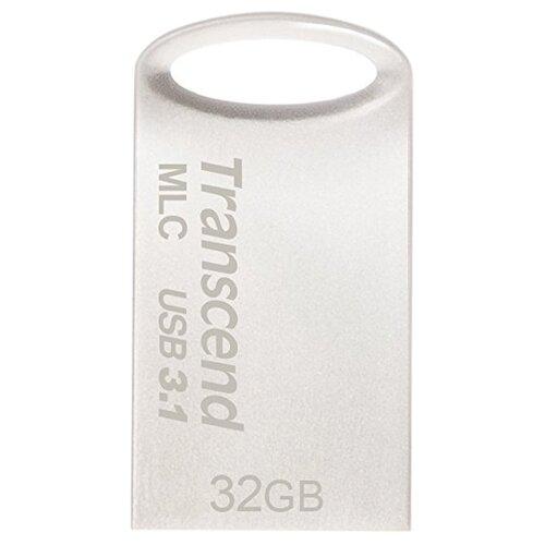 Фото - Флешка Transcend JetFlash 720S 32Gb серебристый 13 3 ноутбук lenovo ideapad 720s 13ikb 81a8000srk бежевый