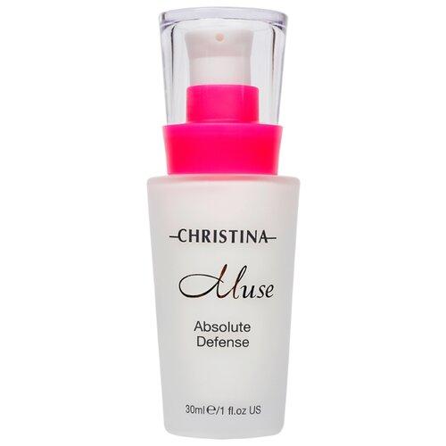 Christina Muse Absolute Defense Сыворотка для лица, шеи и декольте Абсолютная защита кожи, 30 мл детокс сыворотка суприм muse 30 мл christina