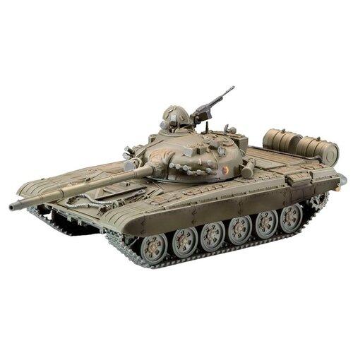 Сборная модель Revell Soviet Battle Tank T-72 M1 (03149) 1:72 printio soviet tank