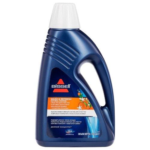 Bissell Чистящее средство для ковровых покрытий и мебельной обивки 1.5 л аксессуары для пылесосов bissell комплект насадок из микрофибры