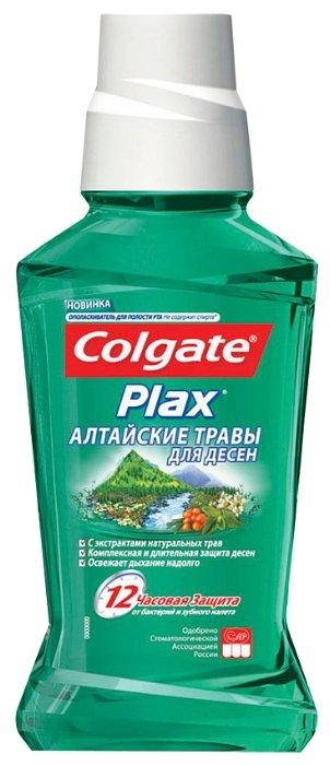Colgate ополаскиватель Plax Алтайские травы