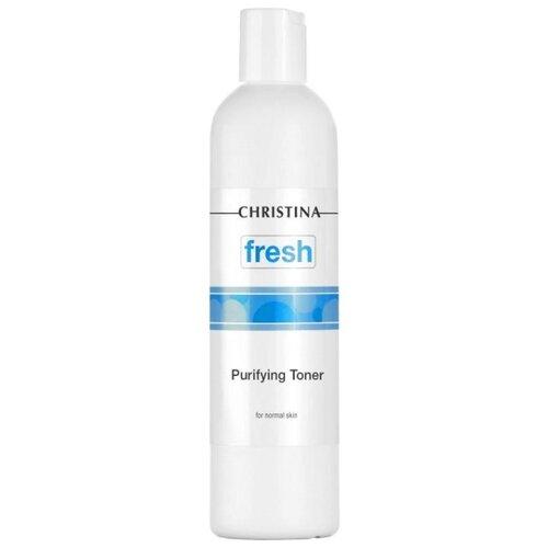 Christina Тонер Fresh Purifying for Normal Skin With Geranium 300 мл фото