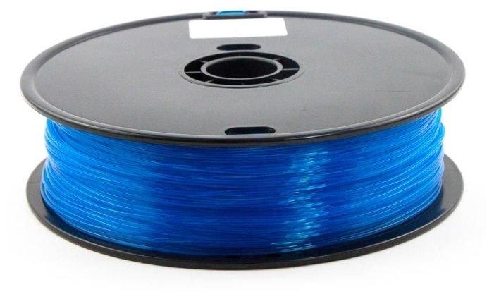PLA пруток Wanhao 1.75 мм кислотно-голубой