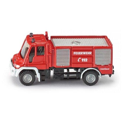 Пожарный автомобиль Siku 1068 1:87 7.7 см красный